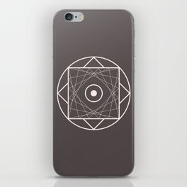 Message  iPhone Skin