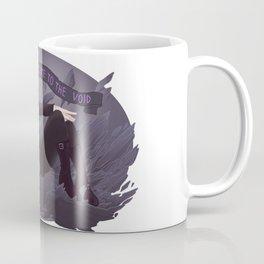 Wecome to the Void Coffee Mug