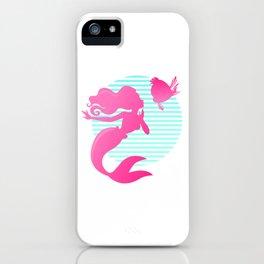Little Mermaiden iPhone Case