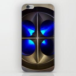 Installation of nuclear power engineering iPhone Skin