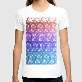 Mountain bike palette T-shirt