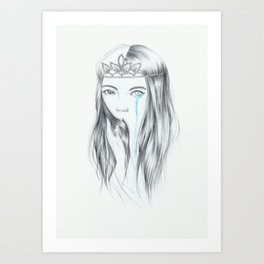 You will be loved Art Print
