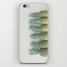 It's All About the Pineapple iPhone & iPod Skin