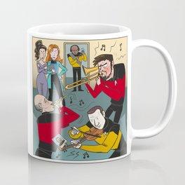 Star Trek Jam Band Coffee Mug