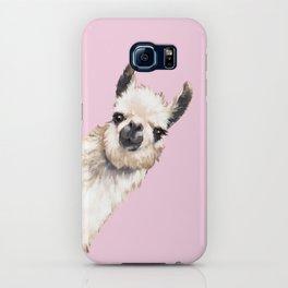 Sneaky Llama iPhone Case