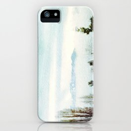 Cold Snow iPhone Case