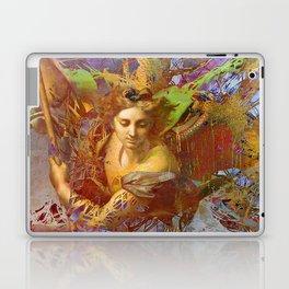 St Michael Laptop & iPad Skin