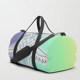 Rainbow Satan Duffle Bag