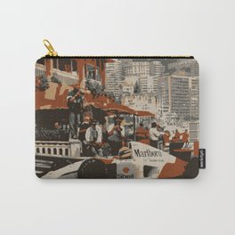 King of Monaco Carry-All Pouch