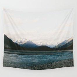 Mt Aspiring National Park Wall Tapestry