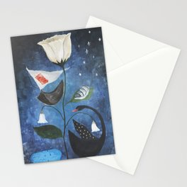 Uncharted Dreams Stationery Cards