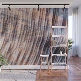Shar-Pei Driftwood Wall Mural