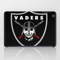 oakland iPad Cases featuring Oakland Vaders by Ant Atomic