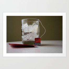 Tea Of Time Art Print