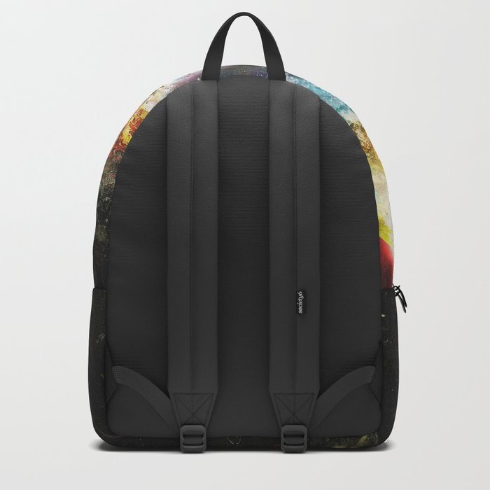 Oh what a great day Backpack