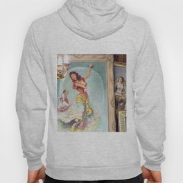 The Gypsy Dancer And Musiciens Hoody