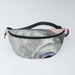 Starry eyes fish 2 Fanny Pack