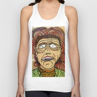 danny ivan Tank Tops featuring Ivan by Patty Hogan