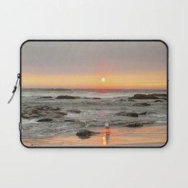 Fire Sun Laptop Sleeve