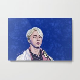 Seokjin Epilogue Metal Print