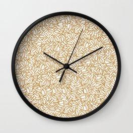 Light Roast Wall Clock