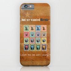 We wanted Bernie iPhone 6s Slim Case