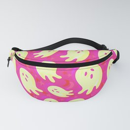 Ghostin' You Print in 3D Fanny Pack