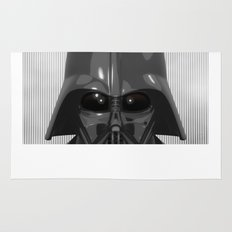 Darth Vader Bottom Rug