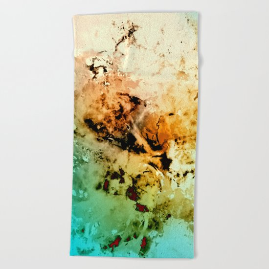 δ Minelava Beach Towel