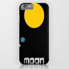 The Moon in Minimal iPhone 6s Slim Case