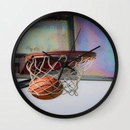 swiiish! Wall Clock