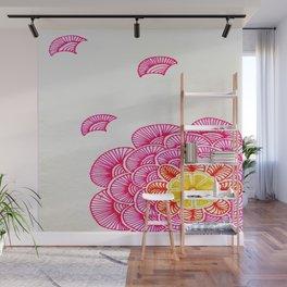 Spring Flower Wall Mural
