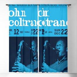 JOHN COLTRAN-E 1963 Blackout Curtain