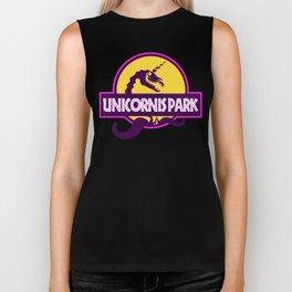 Unicornis Park Biker Tank