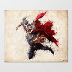 The Mighty One Canvas Print