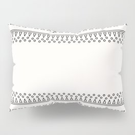 Tribal Pattern of Balondo Pillow Sham