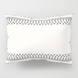 Tribal Pattern of Balondo Pillow Sham