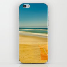 Beach & Bucket  iPhone & iPod Skin