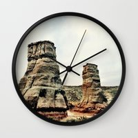 utah Wall Clocks featuring : utah :  by : heart on a sleeve photography :