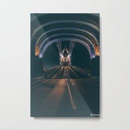 Open Sesame Metal Print