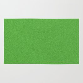 Green Glimmer Rug