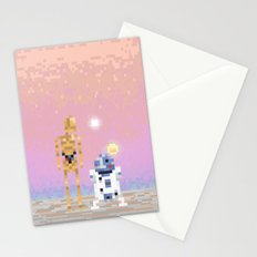The Droids Stationery Cards