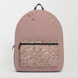 Belle cherie rose gold Backpack