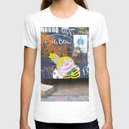 Graffiti Art Dumpster T-shirt