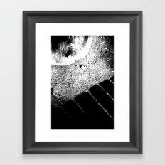 Mother nature Framed Art Print