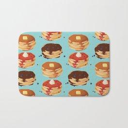 Pancake Sunday Bath Mat
