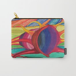 Looking for Food Carry-All Pouch