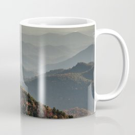 Blue Ridge Autumn Coffee Mug
