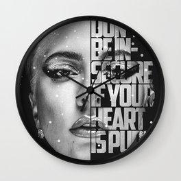 LadyGaga Wall Clock