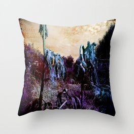 End of the World 1 Throw Pillow